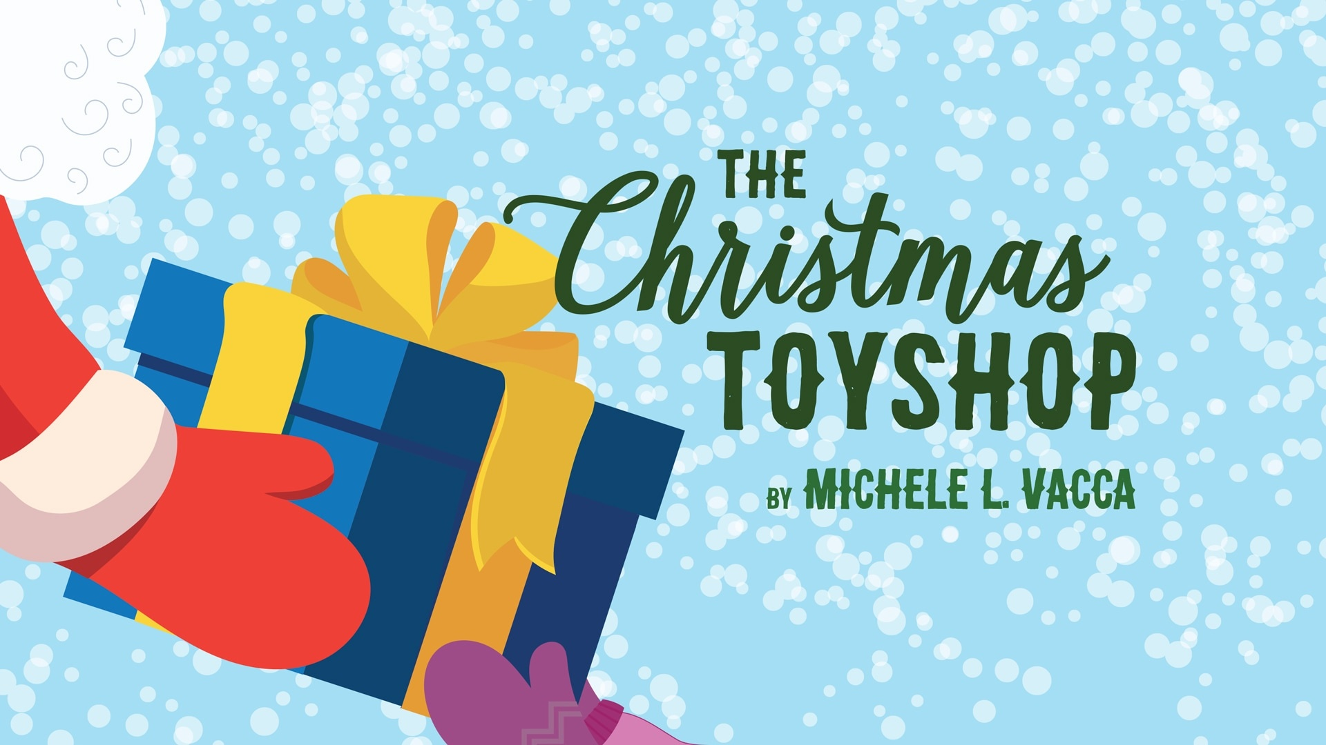 The Christmas Toyshop by Michele L Vacca - show graphic