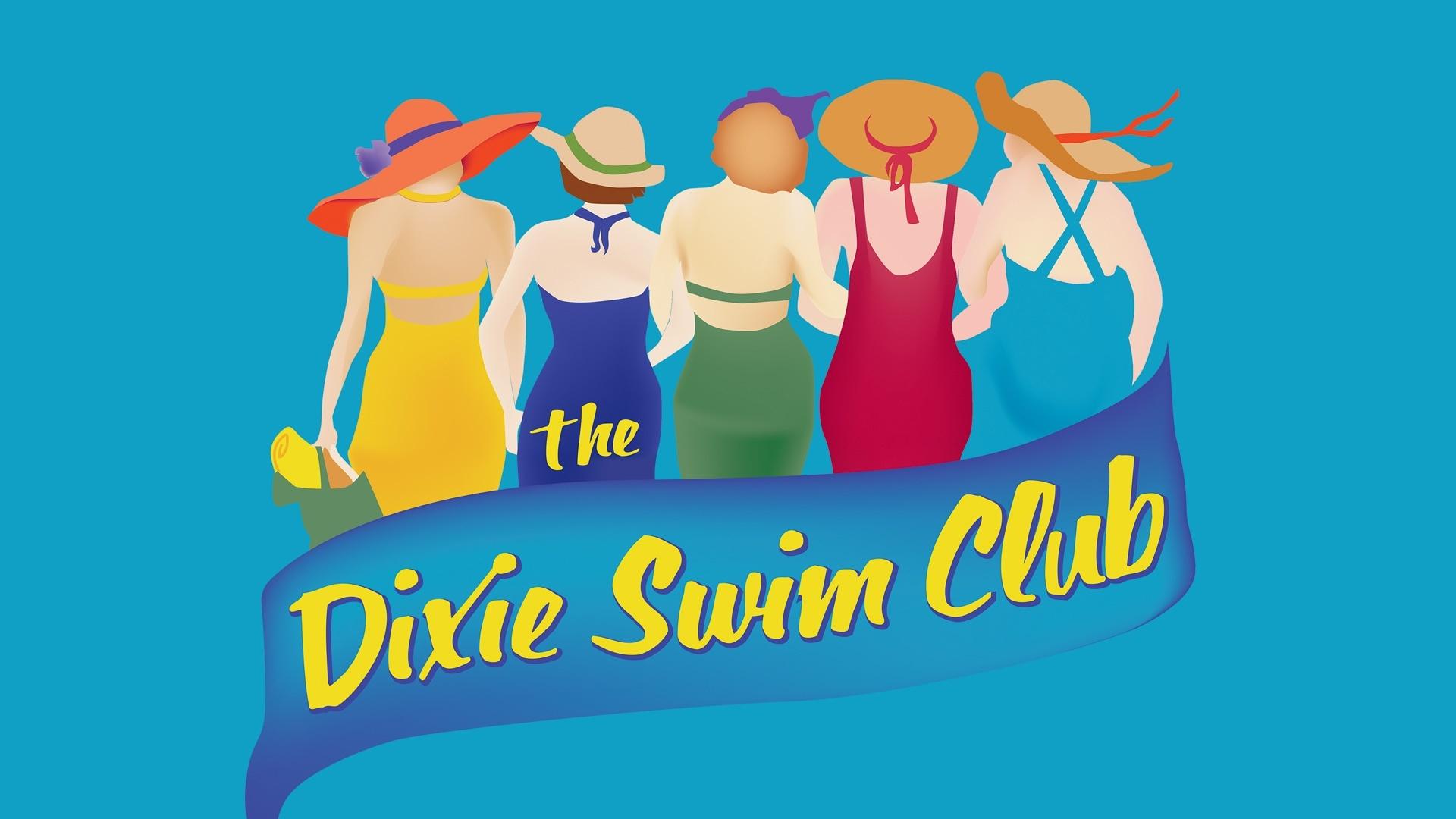 the Dixie Swim Club - show graphic